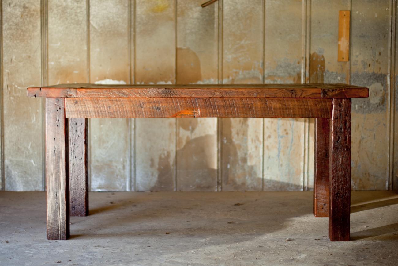 Mesa rustica 34