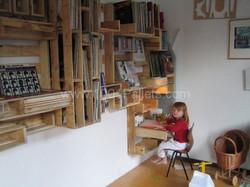Estructura habitación infantil