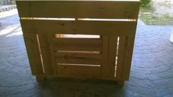 Mostrador cajas medidas especiales
