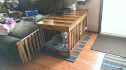 Caja para perros
