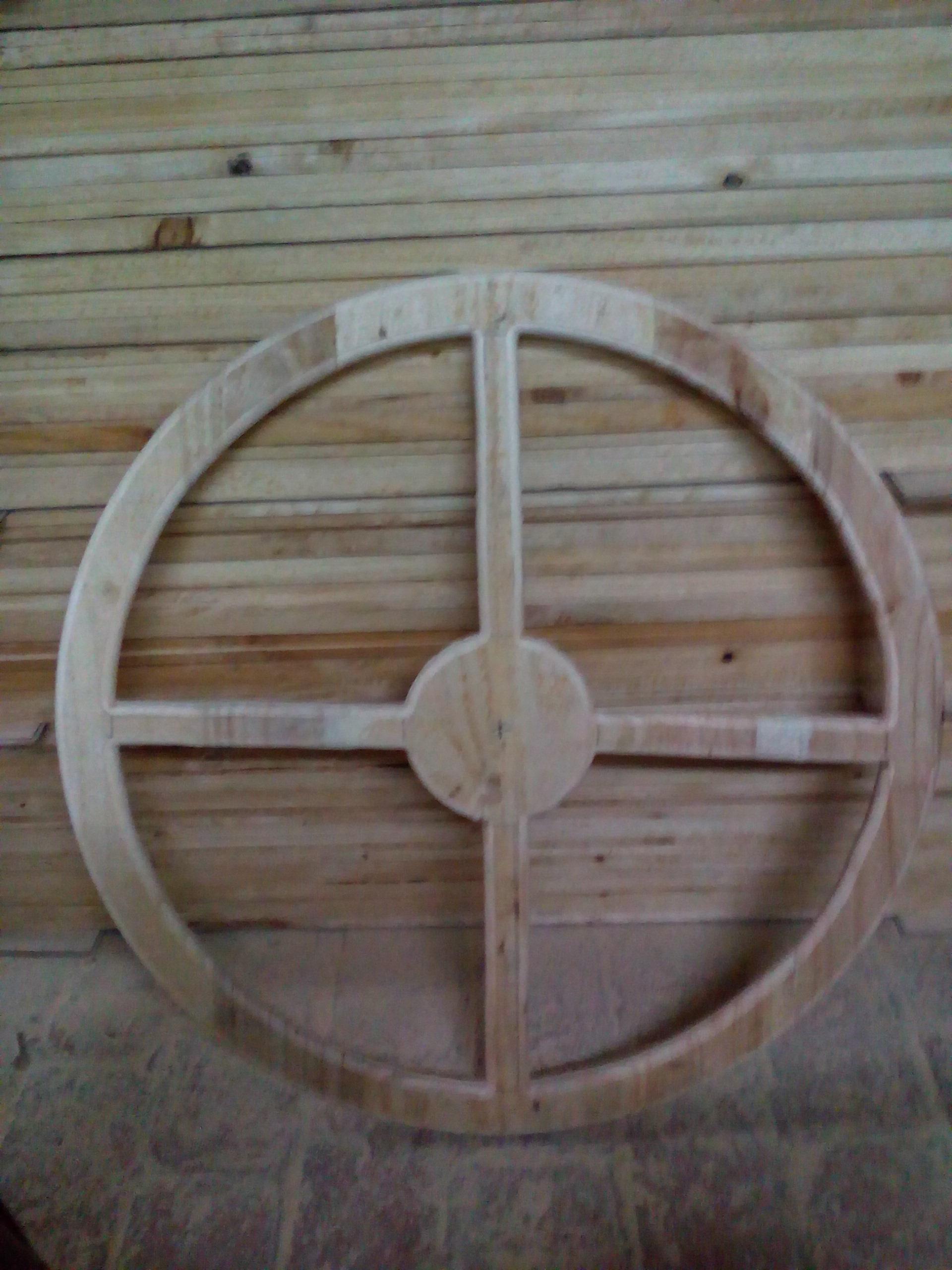 Ejemplo rueda rústica 2