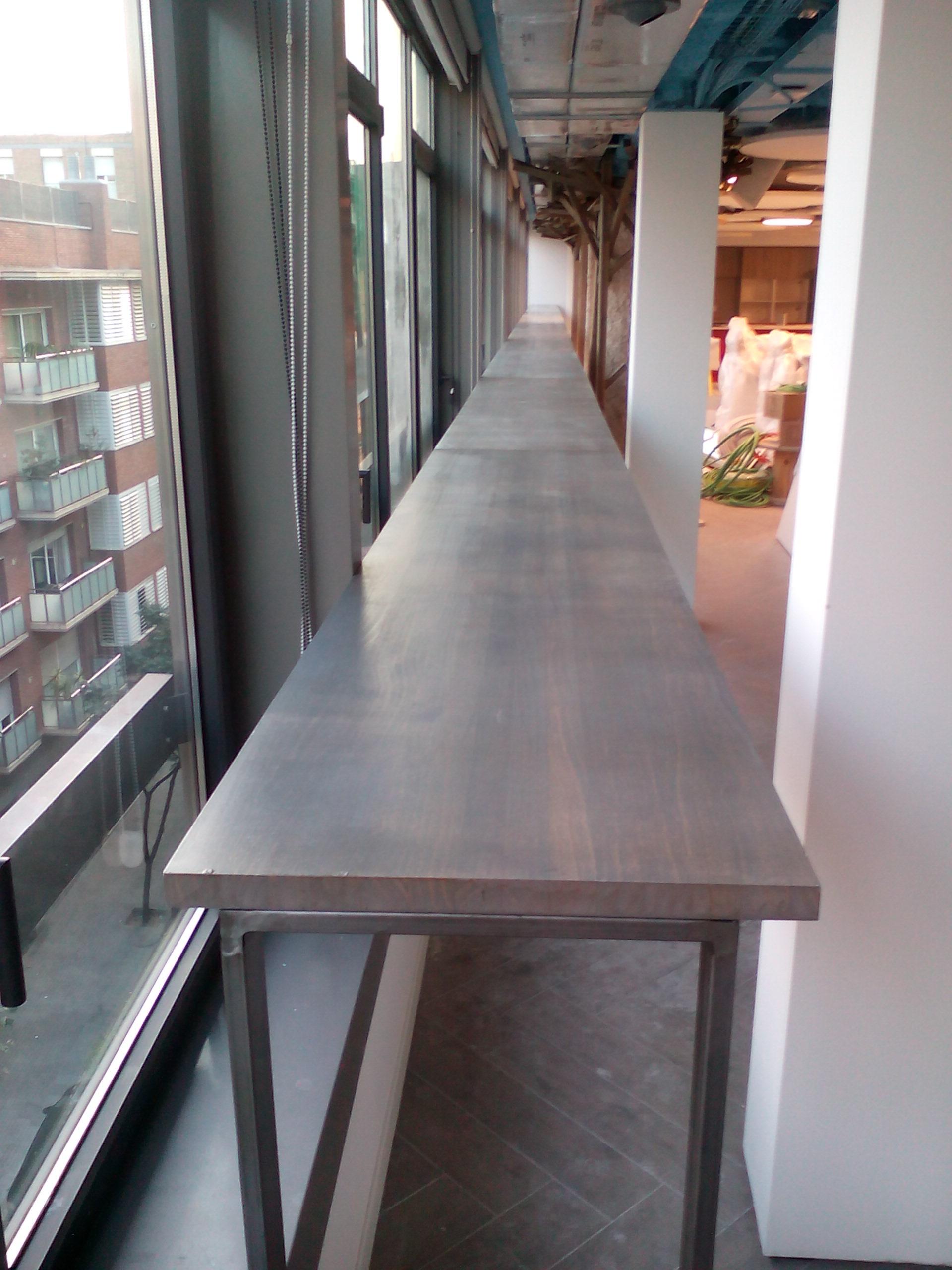 Sobre de mesa de 20 mts. oficina