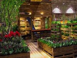 Mobiliario para garden