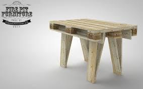 Mesa de patas triangulares