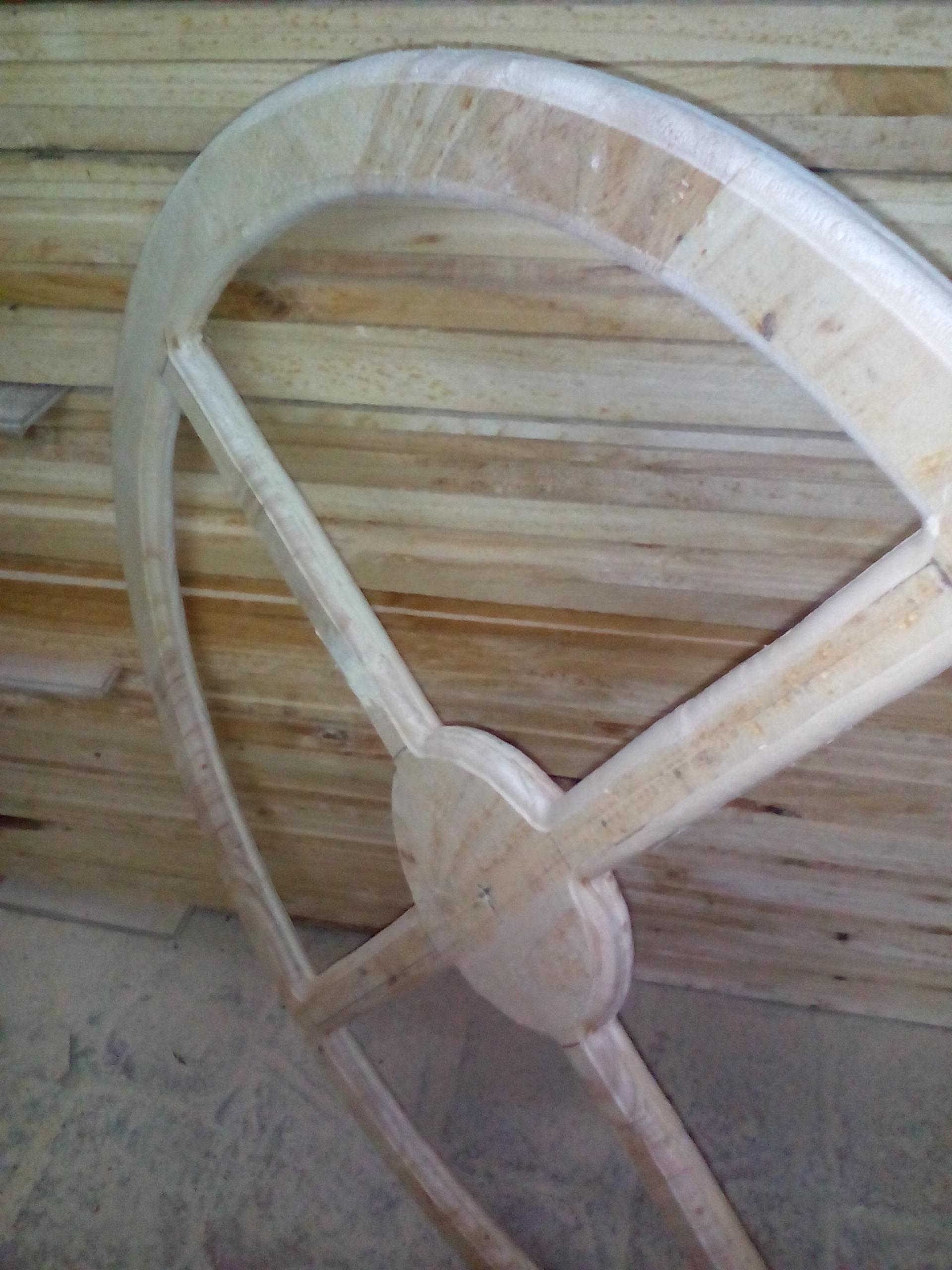 Ejemplo rueda rústica 1