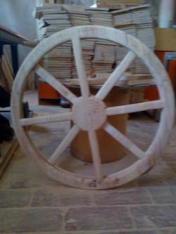 Ejemplo rueda rústica 4