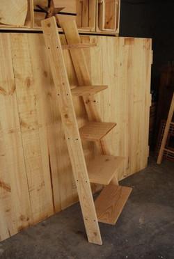 Estantería escalera 170cm