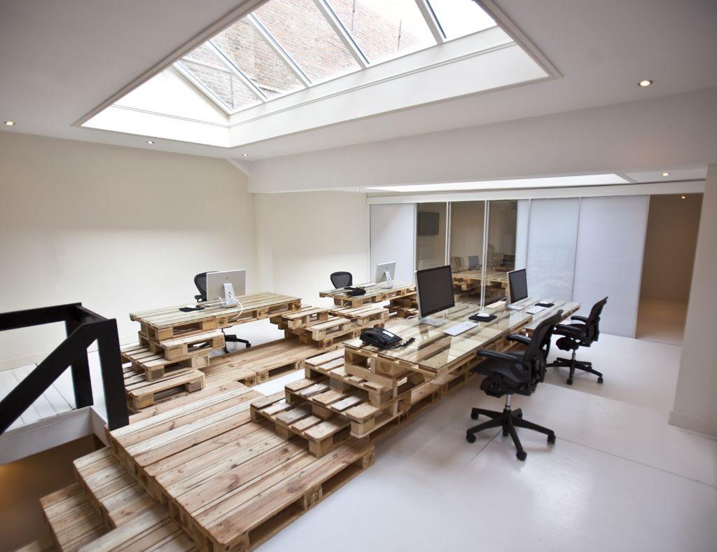 Estructura mesas despacho