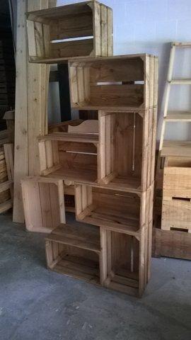 Estructuras de cajas