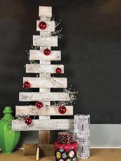 Árbol Navidad blanco