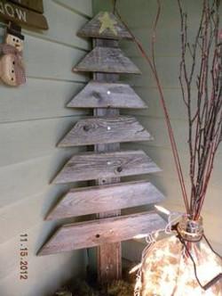árbol de Navidad rinconero