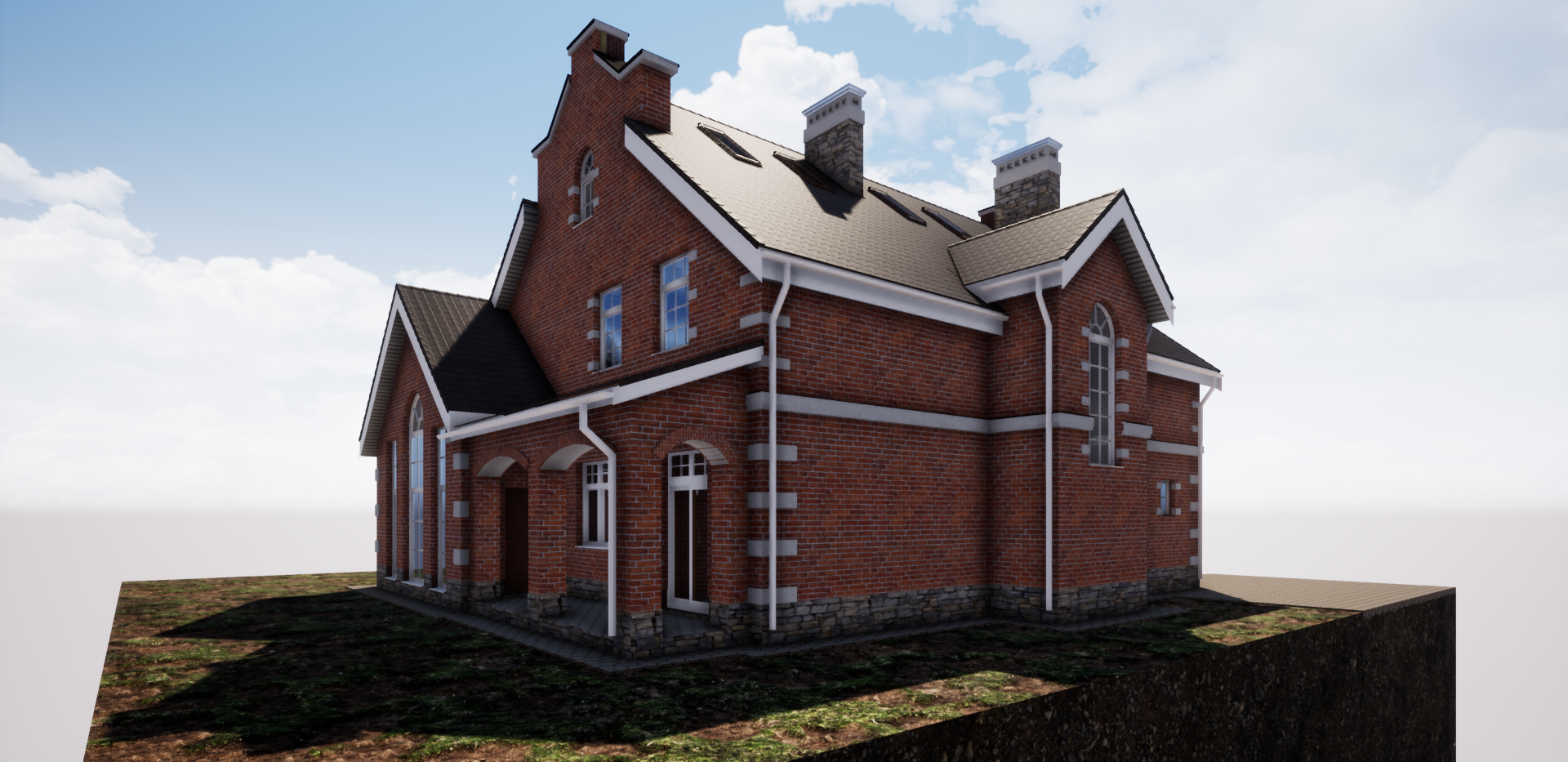 Проект кирпичного дома 390 - 3.png