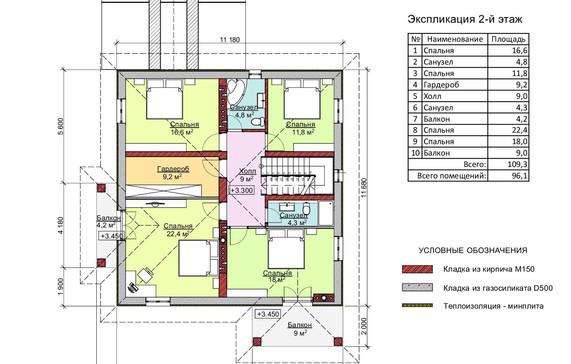 Проект кирпичного дома 235 - 4.jpg