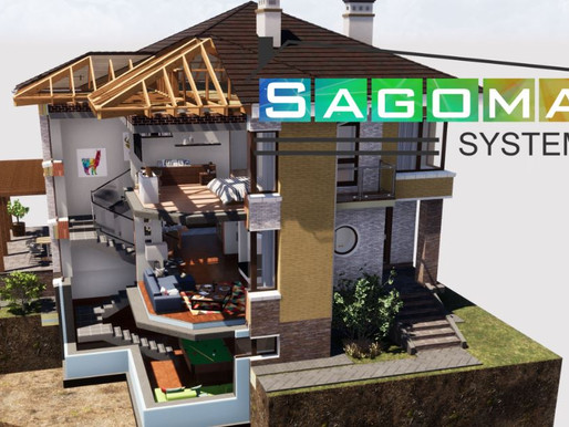 Building system SAGOMA briefly