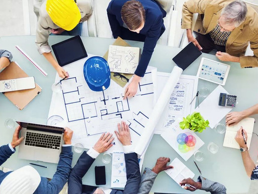 BIM technologies, collaboration and communications between construction stakeholders.