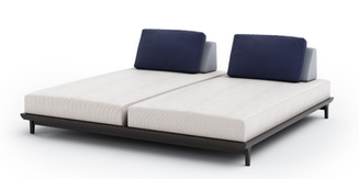 CARVALHO LOUNGER DUO