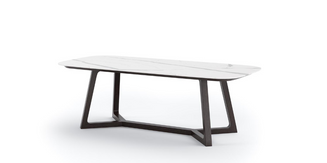 NORMA PORCELAIN COFFEE TABLE