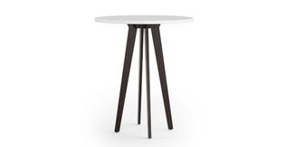 IRIS PORCELAIN POSEUR TABLE