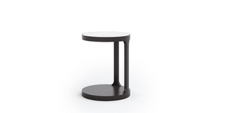 DUORO PORCELAIN SIDE TABLE
