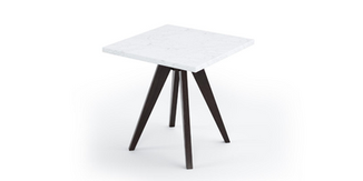 IMPERIAL MARBLE SQUARE TABLE