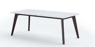 ABACUS MARBLE DINING TABLE
