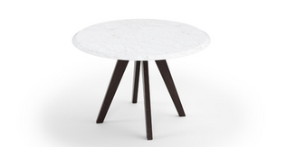 LUNA MARBLE ROUND TABLE – LARGE
