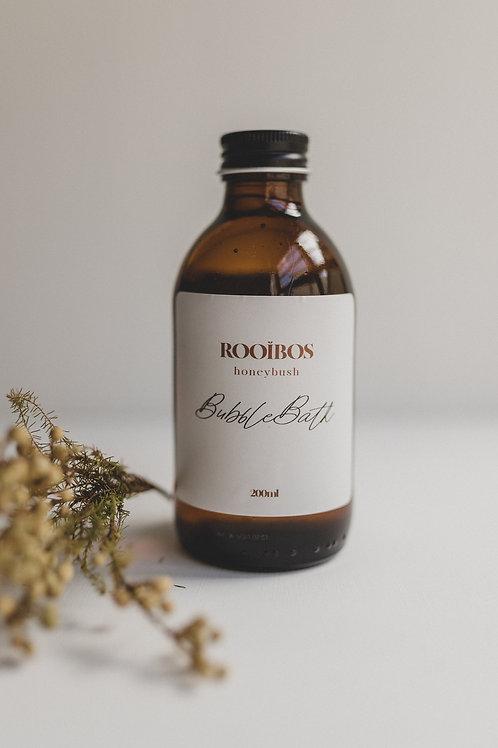 Rooibos Honeybush Bubble Bath 200ml