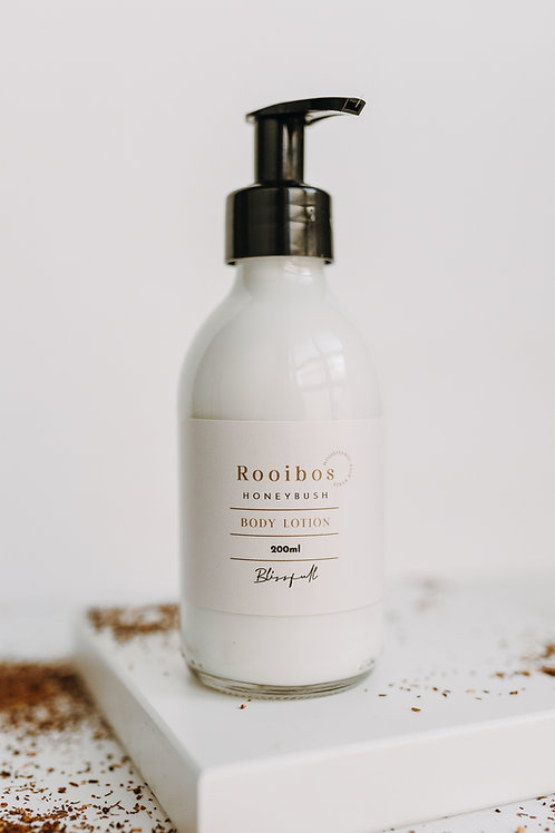 Rooibos Honeybush Body Lotion 200ml