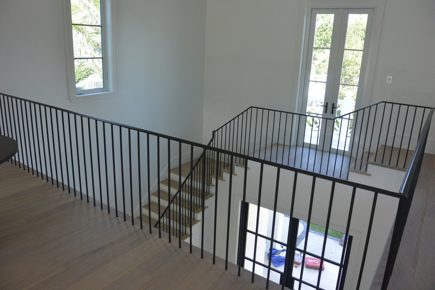 Interior Staircase Railing