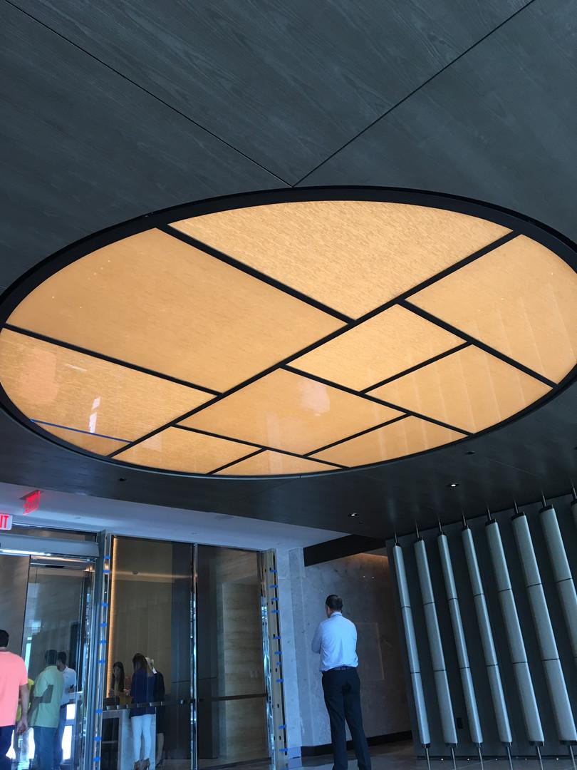 Decorative Light Metal Structure