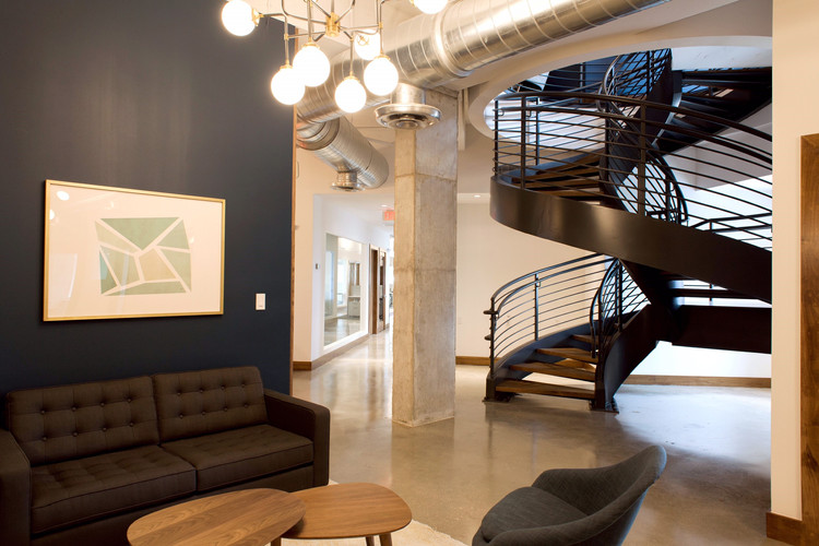 Buro Hollywood Staircase