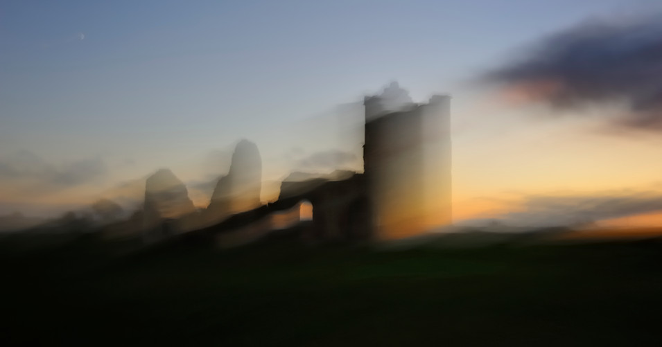 GHOSTS OF KNOWLTON CHURCH