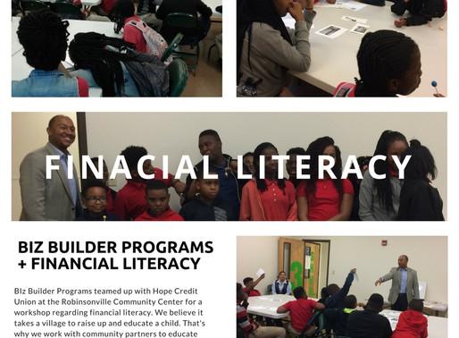 Biz Builder Programs Gets Schooled In Finances By Hope Credit Union