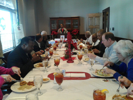 The Village Social Community Luncheon Hosted by Tunica National Golf & Tennis