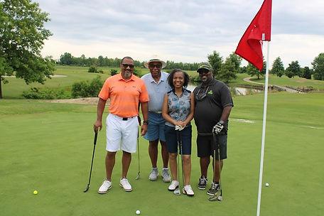 Gerald Thompson and Team - 5th Golf.JPG