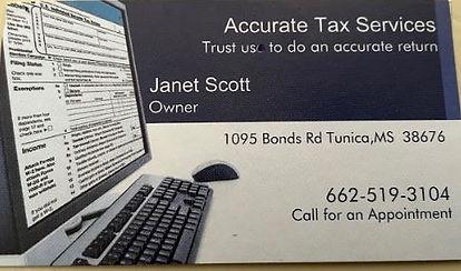 Accurate Tax Service Card.jpg