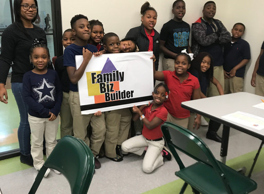 Biz Builder Literacy Program