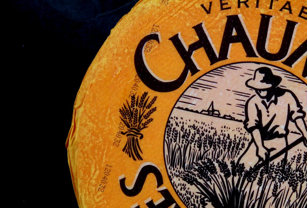 Chaumes, semi-soft, smooth, rich, punchy cheese made from cows milk