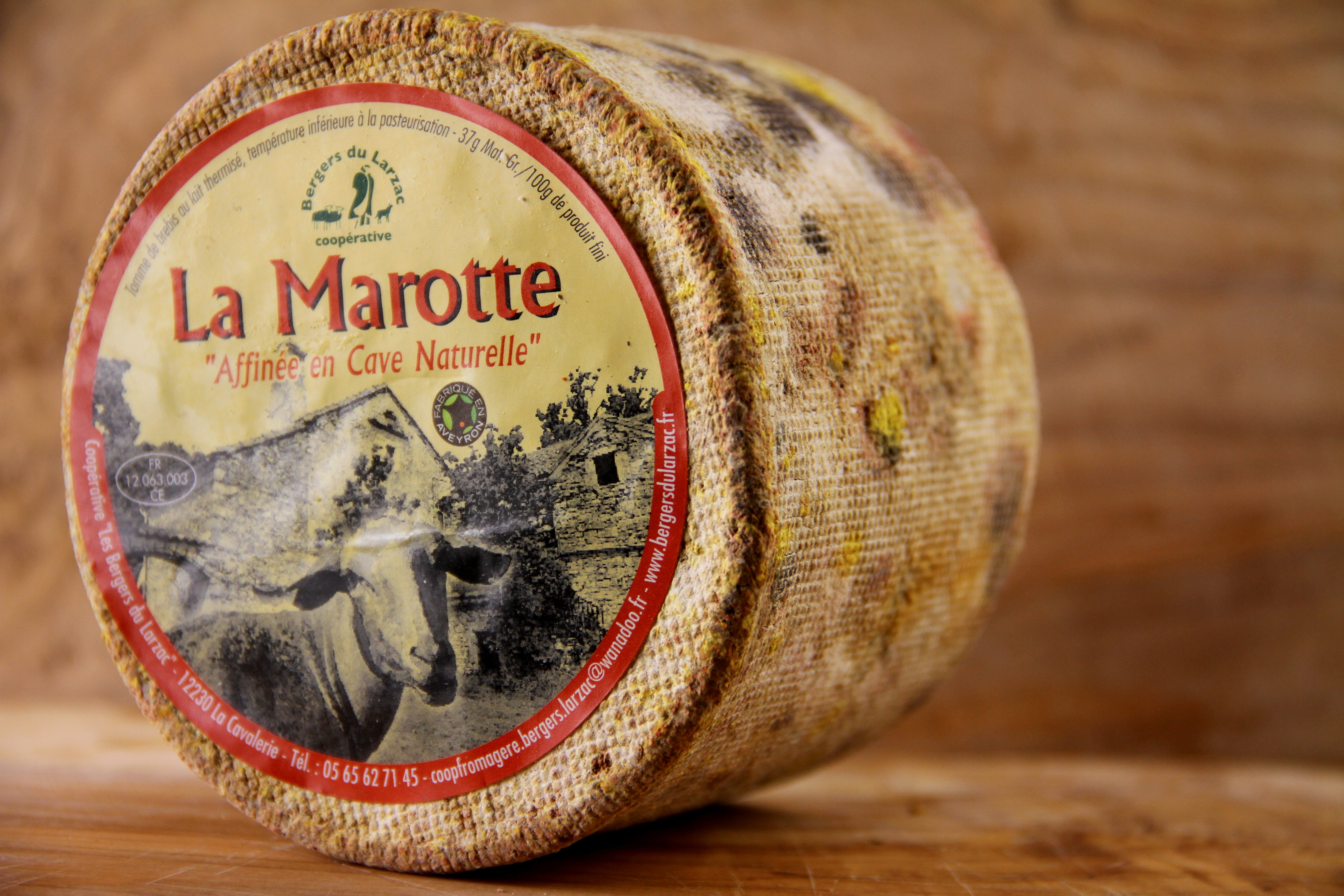 La Marotte, Yews milk cheese, hard, saltly and cave aged.  Can you usedin salads and good table chee