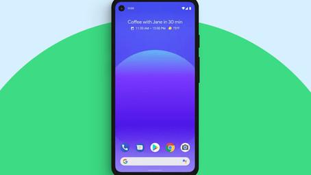 Todo lo que sabemos de Android 12