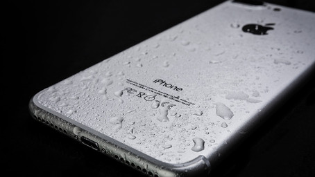 Forma real de reparar un celular mojado