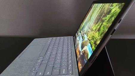Microsoft Surface Pro 7: robusto, pero sin magia