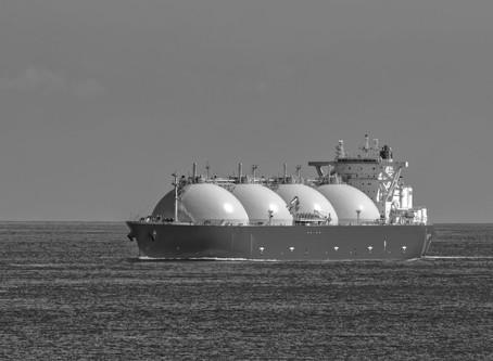 U.S. LNG cargoes heading to China