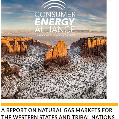 Newly Released Report Highlights Impacts of Increased Natural Gas Production, Infrastructure