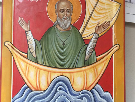 St Brendan the Navigator