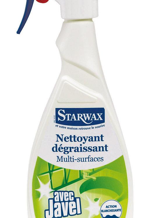 Nettoyant Javel Multi-surfaces