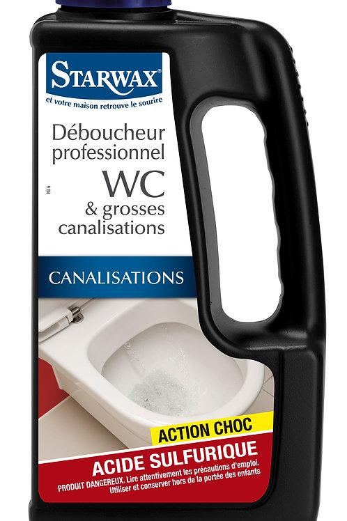 Déboucheur WC
