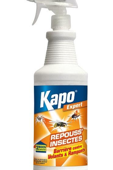 Repouss'insectes Barrière volants et rampants