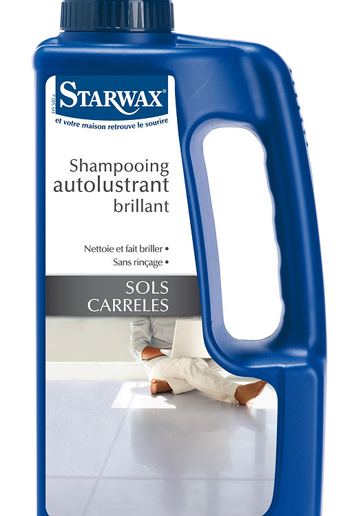 Shampoing autolustrant