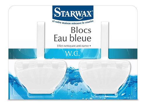 Bloc Eau Bleue X2